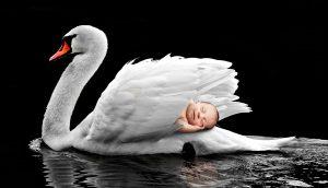 Radostná správa bábätko