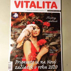 VITALITA NOVEMBER 2019